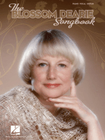 The Blossom Dearie Songbook