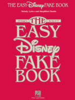 The Easy Disney Fake Book