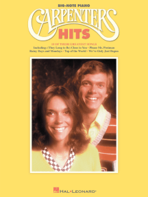 Carpenters Hits (Songbook)