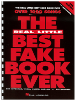 The Real Little Best Fake Book Ever - 3rd Edition