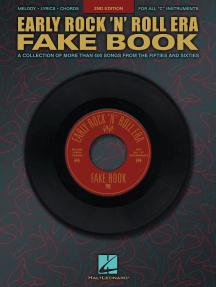Early Rock'N'Roll Era Fake Book