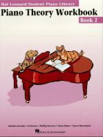 Piano Theory Workbook - Book 2