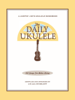 The Daily Ukulele: 365 Songs for Better Living