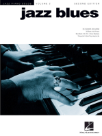 Jazz Blues - 2nd Edition: Jazz Piano Solos Series Volume 2