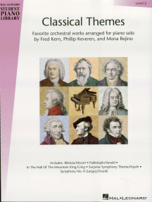 Classical Themes - Level 2: Hal Leonard Student Piano Library