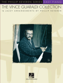The Vince Guaraldi Collection: arranged by Phillip Keveren Phillip Keveren Series