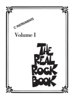 The Real Rock Book - Volume I