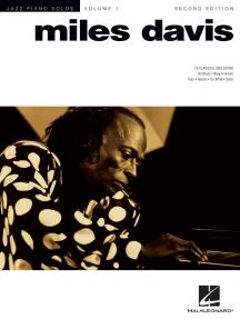 Miles Davis - 2nd Edition: Jazz Piano Solo Series Volume 1