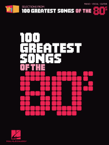 VH1's 100 Greatest Songs of the '80s
