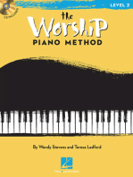 The Worship Piano Method: Book 2