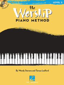 The Worship Piano Method: Book 2