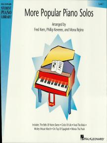 More Popular Piano Solos - Level 1 (Songbook)