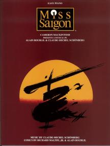 Miss Saigon (Songbook)