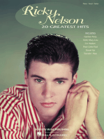 Ricky Nelson - 20 Greatest Hits
