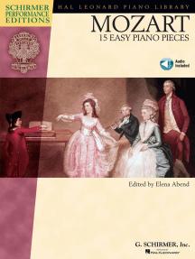 Mozart - 15 Easy Piano Pieces