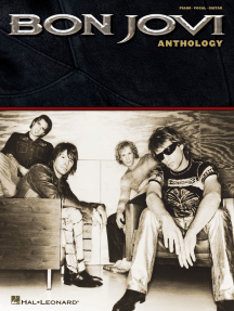 Bon Jovi - Anthology (Songbook)