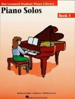 Piano Solos Book 5