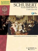 Schubert - Four Impromptus, D. 899 (0p. 90)