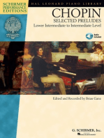 Chopin - Selected Preludes