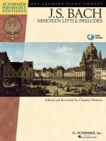 Johann Sebastian Bach - Nineteen Little Preludes