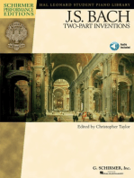 J.S. Bach - Two-Part Inventions