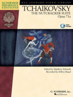 Tchaikovsky - The Nutcracker Suite, Op. 71a: Schirmer Performance Editions Series