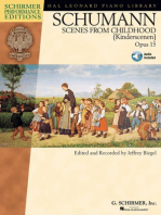 Schumann - Scenes from Childhood (Kinderscenen), Opus 15