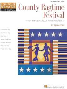 County Ragtime Festival: National Federation of Music Clubs 2020-2024 Selection