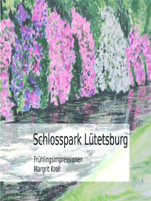 Schlosspark Lütetsburg: Frühlingsimpressionen Gedanken - Gedichte - Bilder