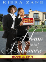 A Home for the Billionaire 2 (A Home for the Billionaire Serial (Billionaire Book Club Series 1), #2)