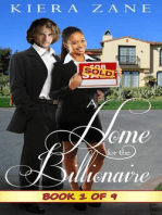 A Home for the Billionaire 1 (A Home for the Billionaire Serial (Billionaire Book Club Series 1), #1)