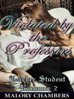 Violated by the Professors (Teacher Student Romance 2)