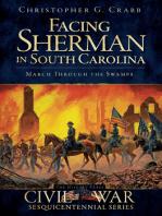 Facing Sherman in South Carolina