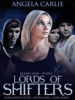 Lords of Shifters, Books 1 - 3