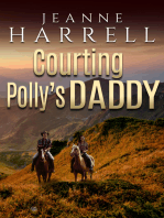 Courting Polly's Daddy (These Nevada Boys series, Book 1)