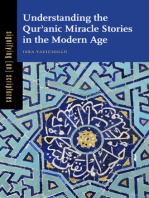Understanding the Qurʾanic Miracle Stories in the Modern Age