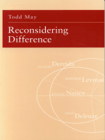 Reconsidering Difference