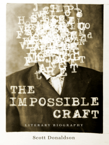 The Impossible Craft: Literary Biography
