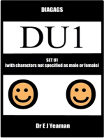 Diagags Set U1 (with Characters Not Specified as Male and Female)