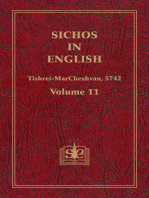 Sichos In English, Volume 11
