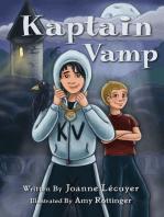 Kaptain Vamp (KV Series, #1)