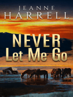 Never Let Me Go (These Nevada Boys series, Book 2)