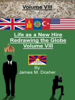 Life as a New Hire, Redrawing the Globe, Volume VIII