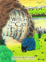 The Witch, the Cat and the Egg (The Witch and the Cat, #1)