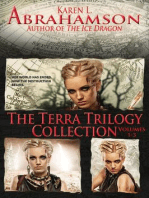 The Terra Trilogy Collection (The Cartographer Universe)