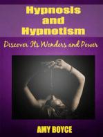 Hypnosis and Hypnotism