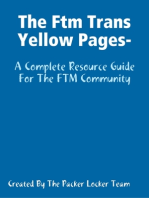 The Ftm Trans Yellow Pages
