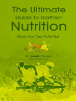The Ultimate Guide to Triathlon Nutrition