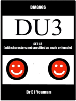 Diagags Set U3 (with Characters Not Specified as Male and Female)