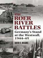 Roer River Battles: Germany's Stand at the Westwall, 1944–45